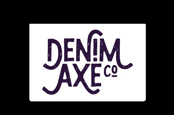 Denim Axe Co - Text Only - Thumbnail - F