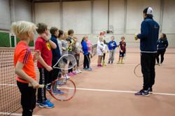 Tennis knøtter ÅTK