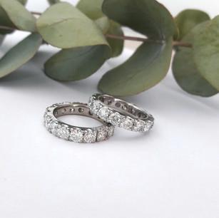 Full Eternity Wedding Rings