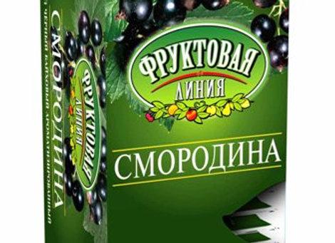 """Чай """"Фруктовая линия"""" Смородина"""