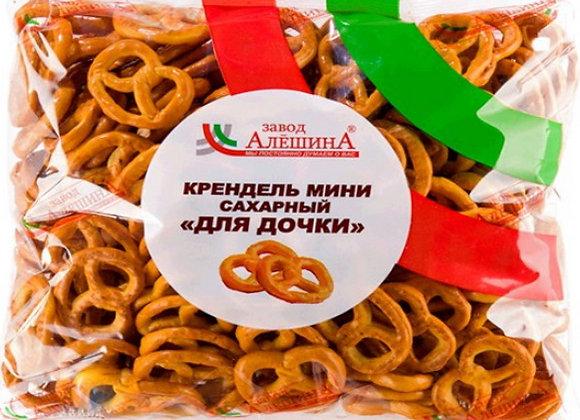 """Крендель мини сахарный """"Для дочки"""""""