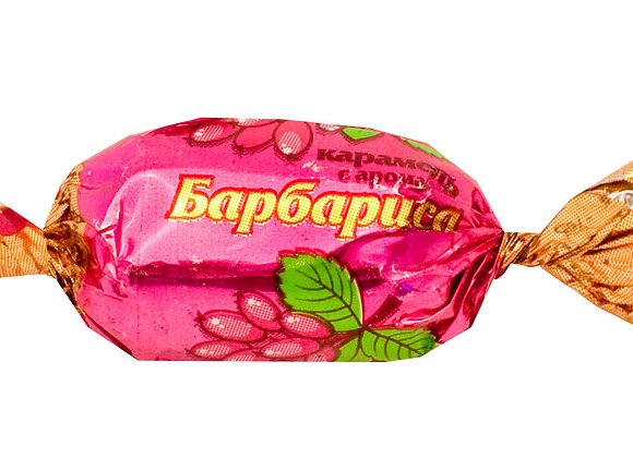 """Карамель  леденцовая """"С ароматом Барбариса"""""""