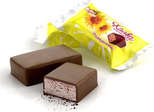 Халва в шоколаде ассорти