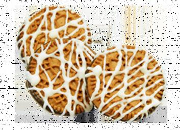 """Сахарное печенье """"Амадей"""" шоколадный вкус"""