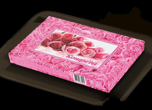 """Конфеты """"Розовые розы"""""""
