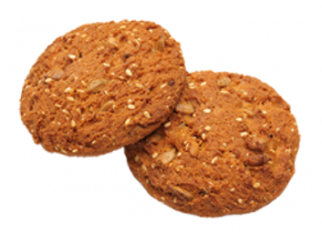 """Сдобное печенье """"Злаковое"""""""