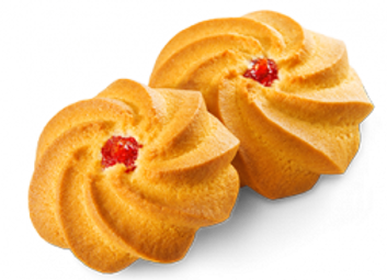 """Сдобное печенье  """"Звездопад"""""""