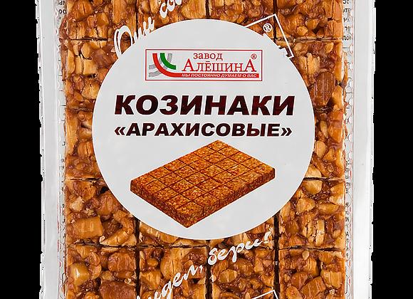 Козинаки арахисовые