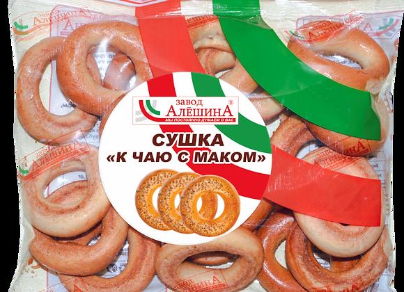 """Сушка """"К чаю"""" с маком"""