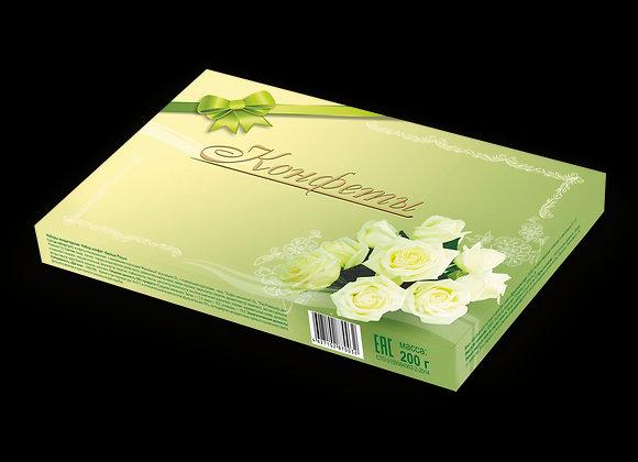 """Конфеты """"Белые розы"""""""
