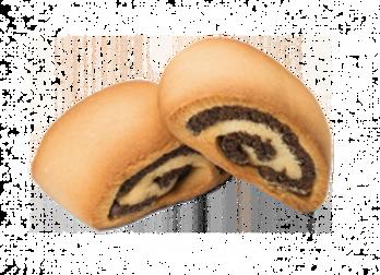 """Сдобное печенье   """"Рулетики"""""""