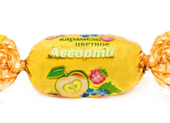 """Карамель  леденцовая """"Ассорти цветное"""""""