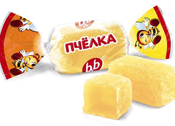 """Желейные конфеты """"Пчелка"""" микс"""