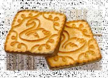 """Сахарное печенье """"Лебединая сказка"""""""