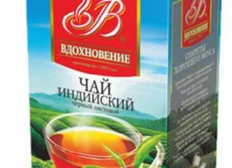 """Чай весовой """"Вдохновение"""" Индийский черный"""