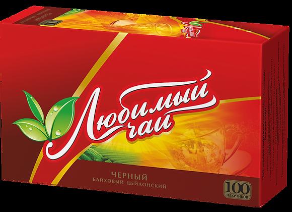 """Чай """"Любимый"""" Цейлонский черный"""