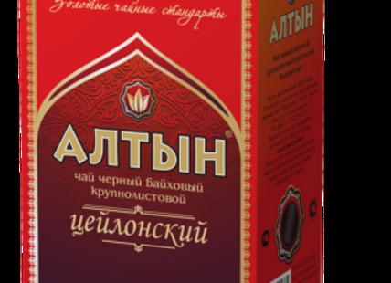 """Чай весовой """"Алтын"""" Цейлонский черный"""