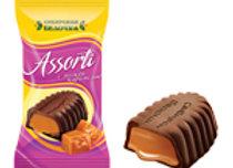 """Конфеты """"Assorti"""" с карамелью"""