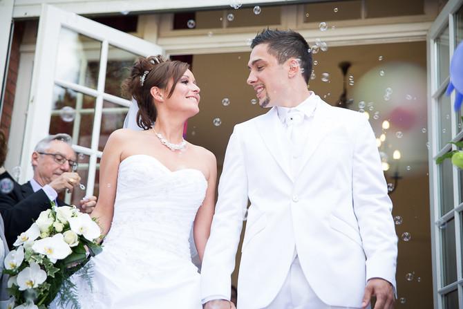 Mariage de Pauline et Thomas à Versailles Yvelines