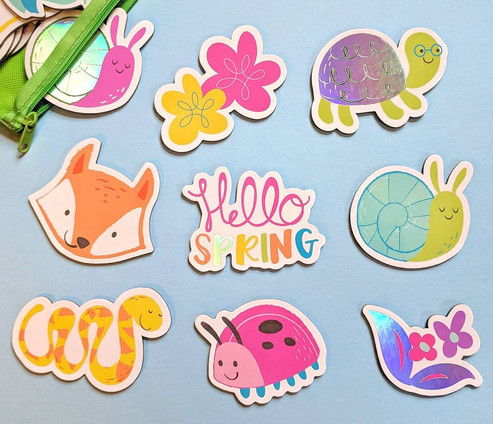 Spring Critters Magnets