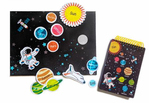 Space Exploration Product Assortment