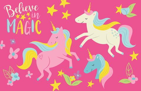 Believe in Magic Styleguide