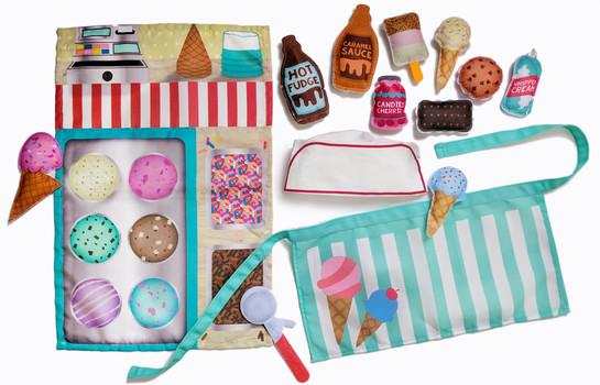 Ice Cream Shoppe Roleplay Set