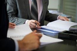 Lender and servicer representation