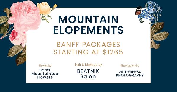 Banff Elopements