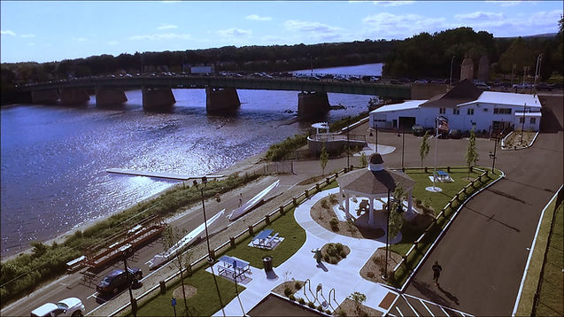 Boathouse and park drone.jpg