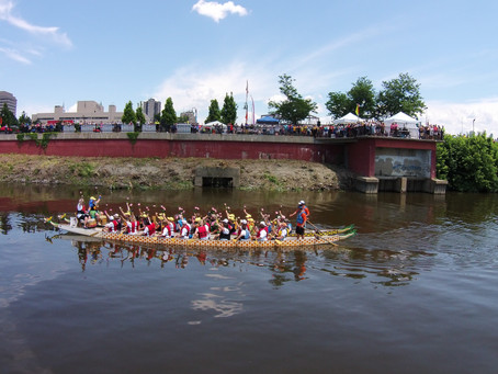 Save the Date! Springfield Dragon Boat Festival: 6/25/16
