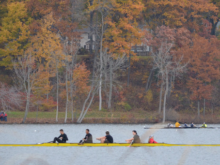 Fall Youth Rowing