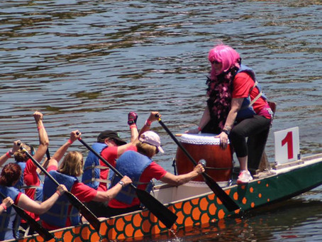 FREE Learn to Paddle Dragon Boat...