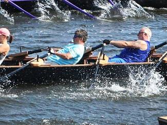 Irish Rowing - Exhibition and Instruction