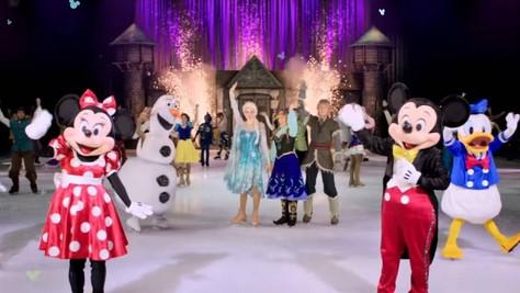 2a Ação dos Sonhos MV - Disney on Ice 2018