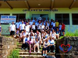 Grupo de voluntários