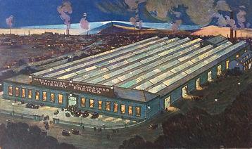 L'usine Thierry Frères à Boulogne-sur-Me