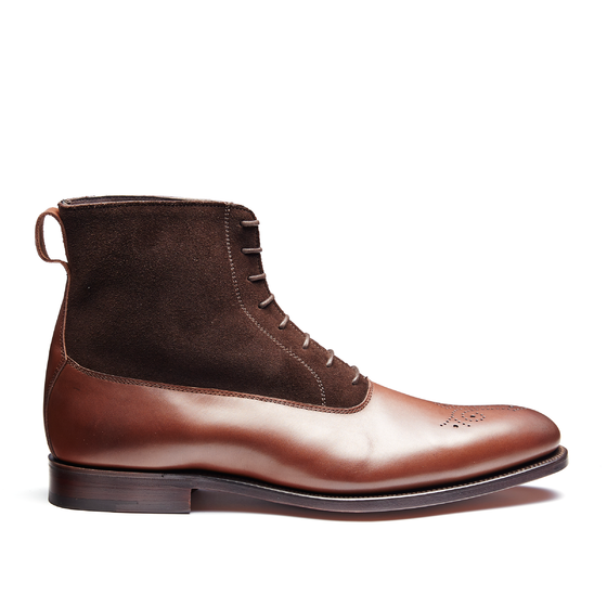 Clarence in Brown