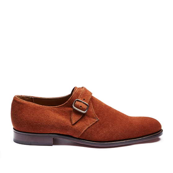 Ambrose - Brown Suede