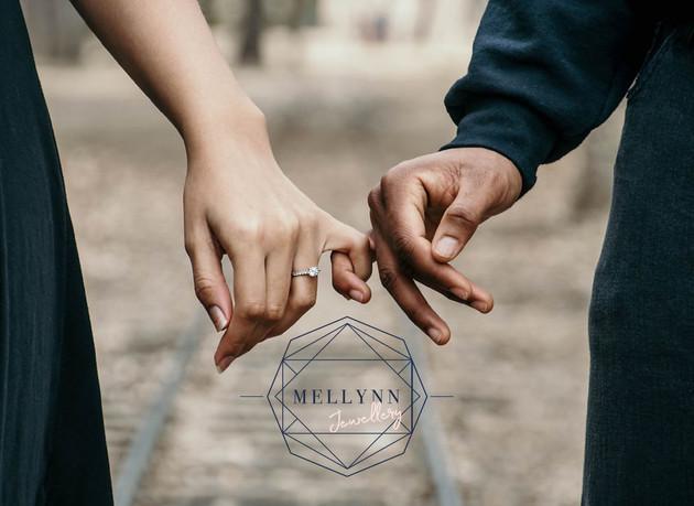 Mellynn Jewellers Logo Design
