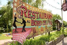 Lulu Parc guinguette de Rochecorbon