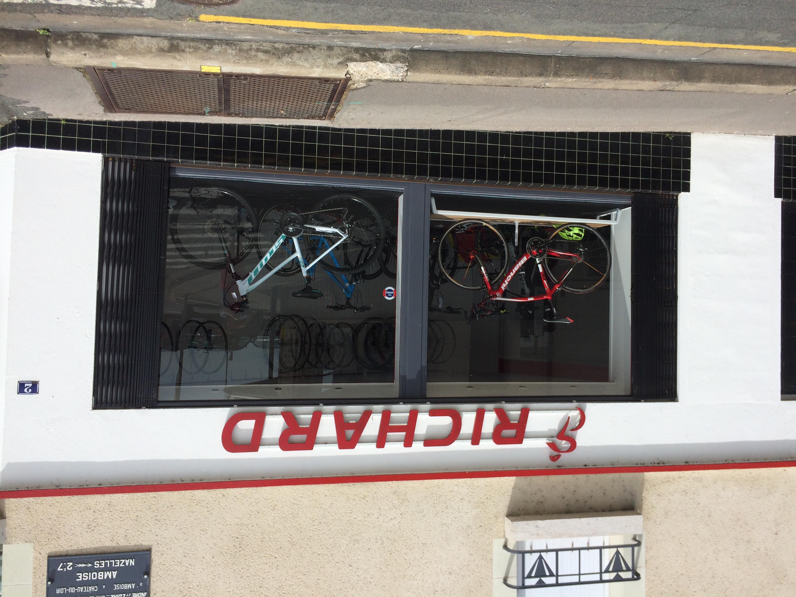 A Amboise louer et réparer des vélos