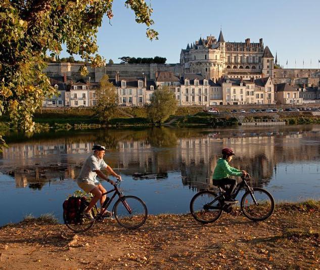 Loire A vélo amboise