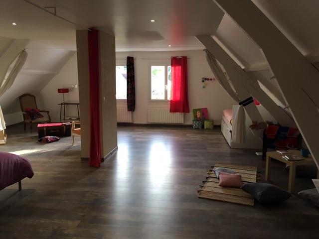 Espace de 60 m² du 1er étage Maison de vacances Lysalin
