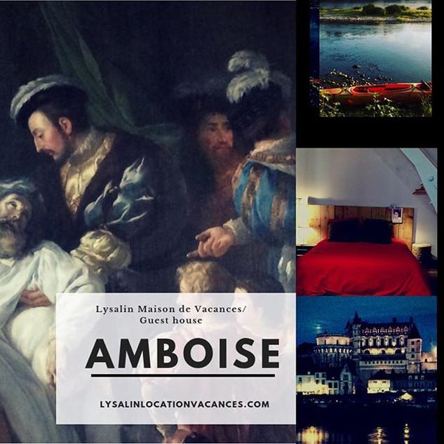 @amboisetourisme @chateau_amboise @tours