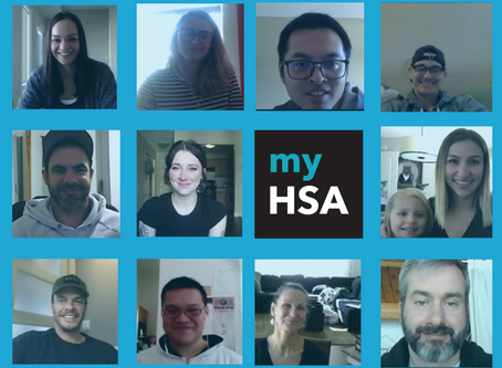 Lean on myHSA –  a response to the COVID-19 crisis
