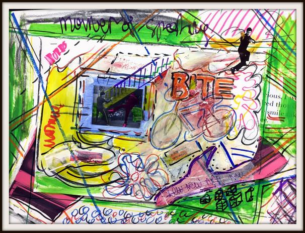 Poposki, Bite/Bike (Bruce Lee)