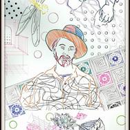 Legends of St Walt (Whitman Among the Flowers), 2015