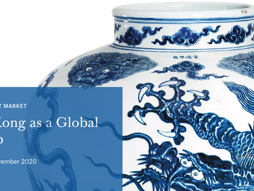 Christie's Education Global Conference: The Chinese Art Market - Hong Kong as a Global Art Hub