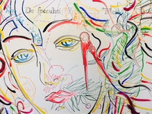 Zoran Poposki, A Poem Relating the Curious Dream of Alessandro di Mariano di Vanni Filipepi in which Venus Encounters Several Golden Men Some with Beards